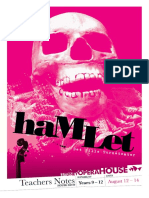 Opera House Hamlet Teacher Notes