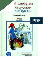 Astrid Lindgren - Issız Köşkte