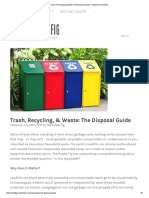Trash, Recycling, & Waste_ the Disposal Guide - Purple Fig Cleaners
