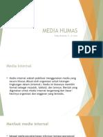 Bab. 6 Media Humas