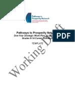 PtoP One-Year Regional Work Plan Template