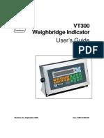 VT 300 - User's Guide