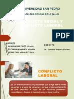 CONFLICTO LABORAL