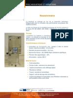 CTTM PAV Resistivimetre-A