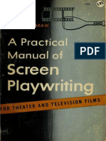 Practical Manual of Screen Playwriting