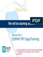 WE14 Cage Forming