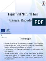 Liquefied Natural Gas General Knowledge