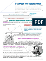 Germany Revision Notes 2015