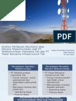 Pengakuan Dan Pengukuran Tower Telekomunikasi