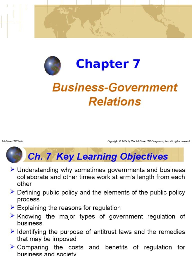 pptchapter 7 baru policy economic policy