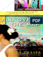 All Over the Map by Laura Fraser -- Excerpt