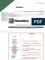 Revista Hermética Numero 12 - Diciembre 04
