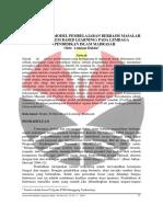 03 Implementasi Model Pembelajaran Berbasis Masalah - Lukman