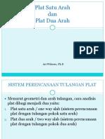 2 - Plat 1 dan 2 Arah.pdf
