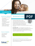 BreezeCOMPACT3000 Datasheet