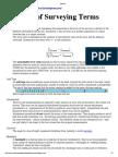Glossary Surveying Terms.pdf
