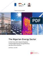 2015-06_NESP_Energy Sector Study of Nigeria_2nd Edition