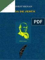 Ernest Renan, Vida de Jesus
