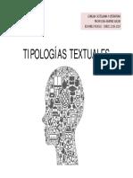 Tipologías