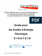 Einstein Audit Guide 2.0 Fr