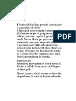 08 Maggio - Domenica Di ASCENSIONE