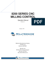 Series 8000 Mill Operation