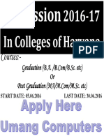 HAryana Colleges