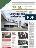 Contribuye RECSA Con El Sector Salud