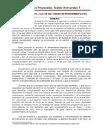 Estudio Crítico Proceso Civil en la República Dominicana