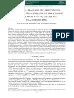 MANDIMIKA Et Al-2012-South African Journal of Economics