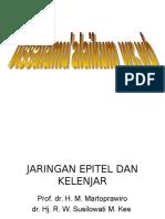 Kuliah - Histo - Epitel Kelenjar (Edit Printed)