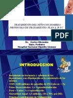 1. Tto Diarrea. Protocolo a, B, C - Dr. Hironaka