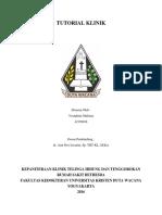 Tutorial Klinik (Yosephine Muliana - 42150018)