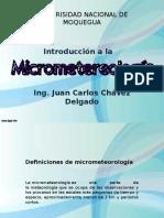 Micrometer Eolo Gia