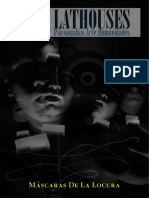 Máscaras de La Locura. Tercer Número Febrero 2015. Versión Digital