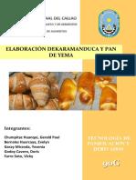 Informe Karamanducas - Pan Yema