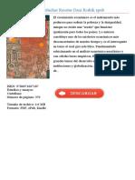 Una Economia Muchas Recetas Dani Rodrik Id92755