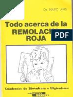 Ams, Marc - Todo Acerca de La Remolacha Roja
