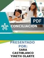 Carta Conciliacion