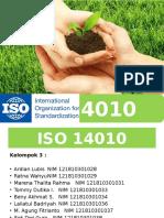Presentasi ISO 14010 Fix