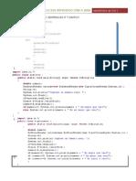 Estructuras de Selección Java