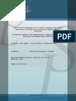 _ELBATAL_Youness_Détermination quantitative de la matière organique des schistes bitumineux de Tarfaya