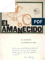 El Amanecido o Cargando El Arpa-Luis Alfredo Arango