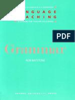 Grammar Batstone