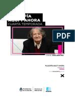 Filosofía Aquí y Ahora - El Che Guevara