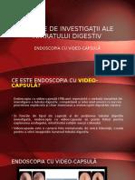 Endoscopie Cu Video-capsulă