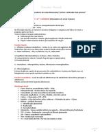 Função Renal - Bioquímica Clínica - Resumo