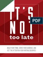 write to done ItIsNotTooLate.pdf