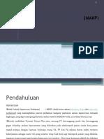 MAKP Tim Primer (Modifikasi)