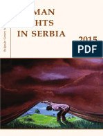 Human Rights in Serbia in 2015